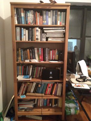 Wooden Book shelf for Sale in New York, NY