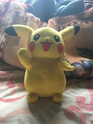 Small Pikachu Plushie for Sale in Vancouver, WA
