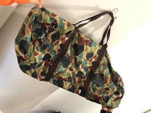 Camo duffle bag for Sale in Portland, OR
