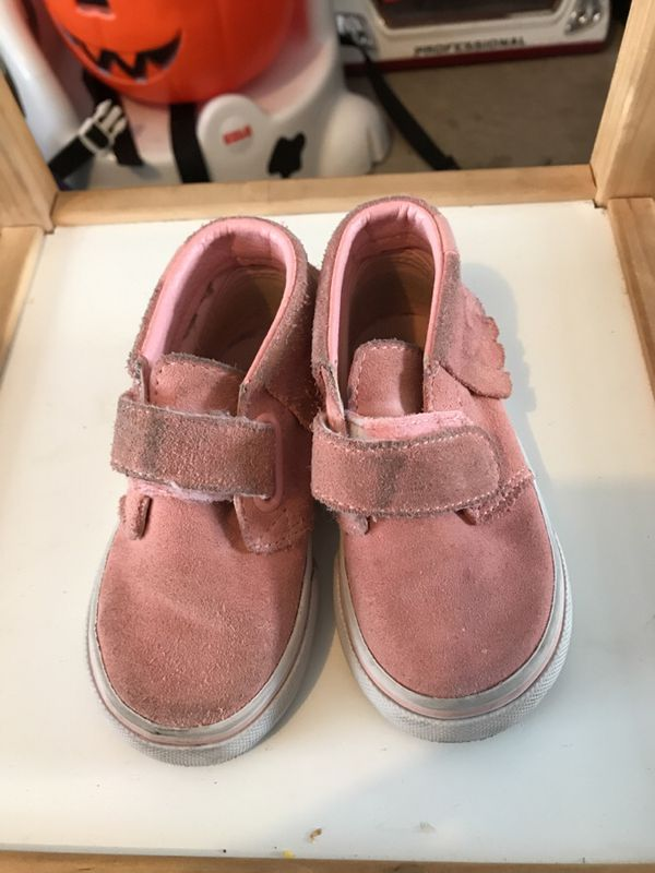 dace3c40fe9c6f Toddler vans size 6 for Sale in Huntington Beach