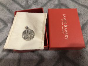 RETIRED! James Avery four seasons pendant for Sale in South Houston, TX