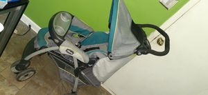 Stroller carseat and base for Sale in Stone Mountain, GA