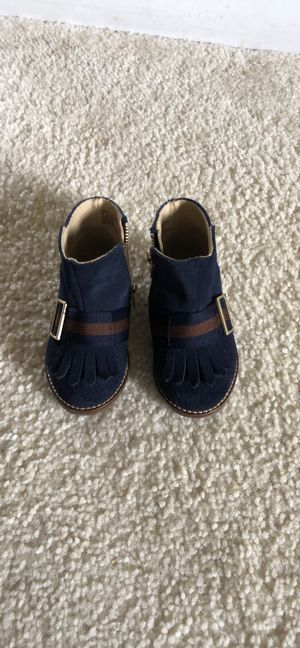 Janie and Jack baby girl boots for Sale in Presto, PA