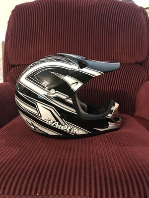 Raider Boys Motor Bike Helmet for Sale in Buda, TX