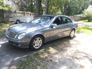 2004 Mercedes E320 for Sale in Fort Washington, MD