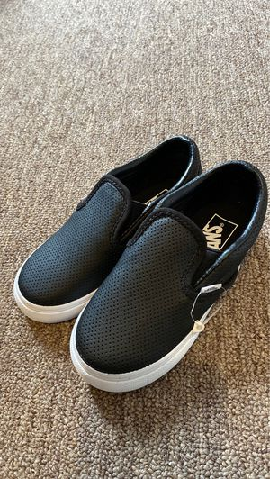 Vans size 9 kids for Sale in East Providence, RI