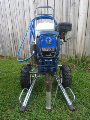 7900 Graco gmax II paint sprayer for Sale in Kennesaw, GA