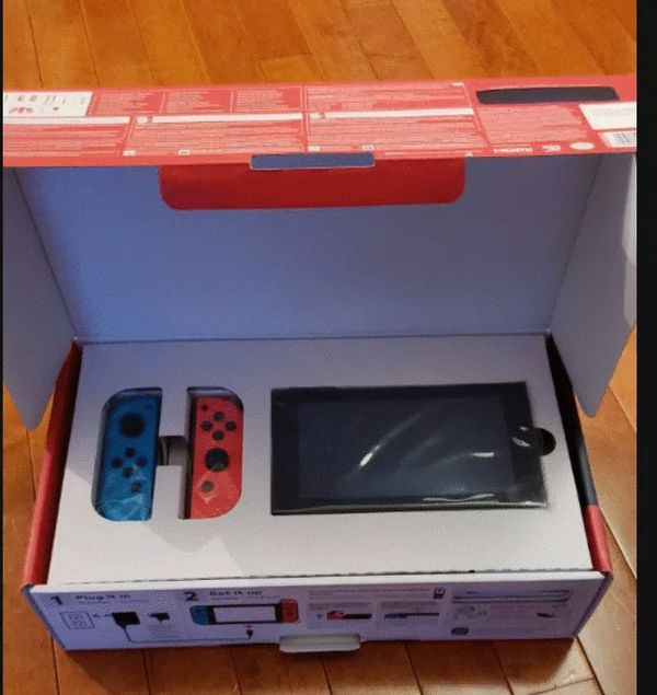 Nintendo switch v2 32Gb