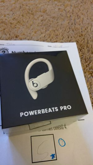 Powerbeats Pro (Ivory) for Sale in Minneapolis, MN