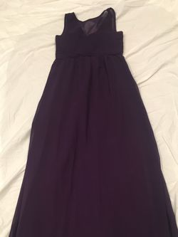 Purple Dress - Girl's Size 12 for Sale in Seattle,  WA