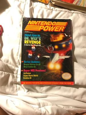 Nintendo power magazine vo.27 for Sale in Eau Claire, WI
