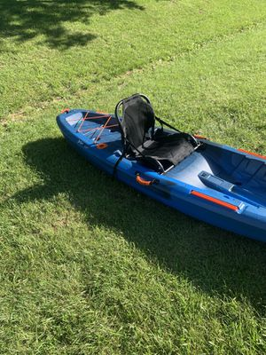 Lifetime fishing kayak for Sale in Galena, OH