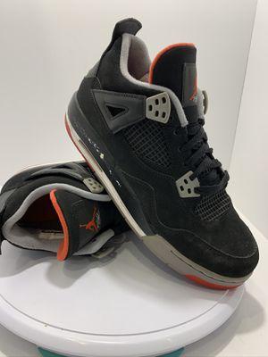 "Air Jordan Retro 4 ""Bred"" 2012 for Sale in Beltsville, MD"