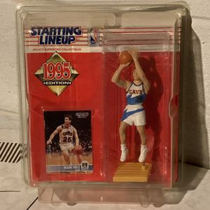 1995 Mark Price Cleveland Cavaliers Starting Lineup Figure New In Case for Sale in Euclid, OH