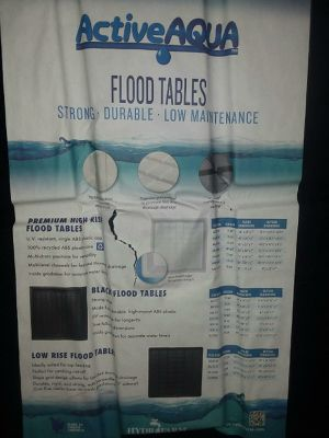 Captivating flood tables for Sale in Marlborough, MA