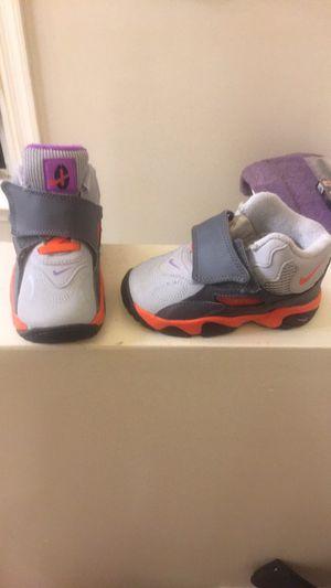 Baby Nike tufffs for Sale in Sterling, VA