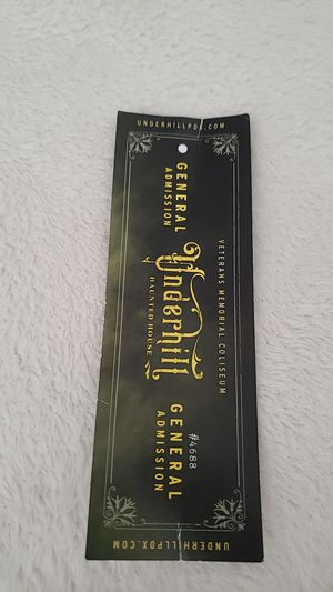 GA Underhill haunted house for Sale in Clackamas, OR