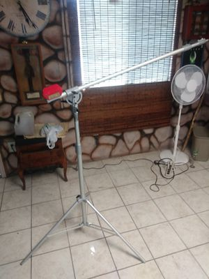 WEIGHTED MICROPHONE BOOM for Sale in Largo, FL