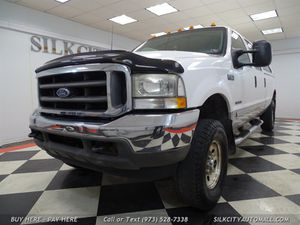 2002 Ford F-350 SD Crew Cab 7.3 Diesel 4x4 Pickup for Sale in Paterson, NJ