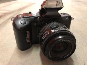 Nikon F401 35mm Camera w 70mm lense for Sale in Austin, TX