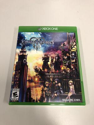 Kingdom Hearts 3 Xbox One for Sale in Vancouver, WA