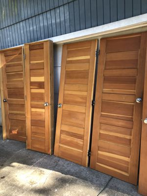 Solid Wood Interior Doors for Sale in Auburn, WA