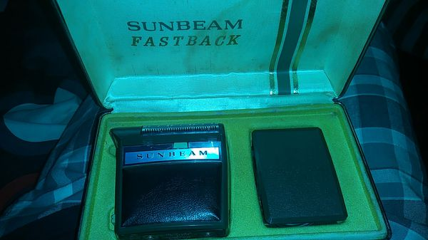 Antique sunbeams clippers