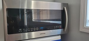 Samsung Power Grill Microwave for Sale in Clarksville, TN