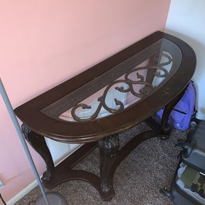 Console table for Sale in Lutherville-Timonium, MD