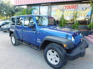 2009 Jeep Wrangler Unlimited for Sale in Tampa, FL