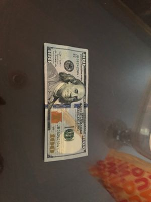 $100 star note for Sale in Bellingham, MA