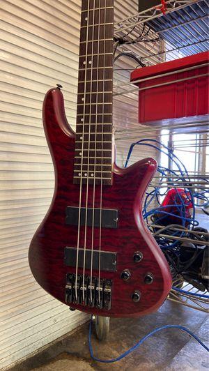 Schecter Bass Guitar for Sale in McAllen, TX