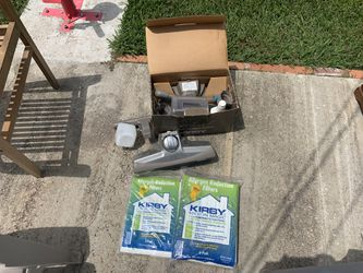 Kirby Sentria II Accessories new (Selling Lot) - for Sale in Houston,  TX