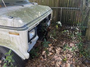 1989 ford Econoline 350 camper frame - good rear axle / suspension for Sale in Tampa, FL