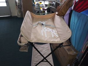 Kinbor baby changing table for Sale in Bakersfield, CA