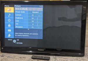 "42"" Panasonic Plasma TV - Works Great for Sale in Walled Lake, MI"