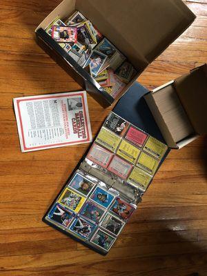 Baseball card collection for Sale in Alexandria, VA