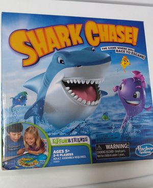 Shark chase board game for Sale in Chicago, IL