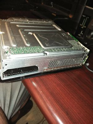 Xbox 360 e series parts motherboard and case black no power cords nothing like that its parts for Sale in Miami, OK