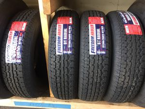 ST205-75-15 Trailer tire for Sale in Fort Worth, TX
