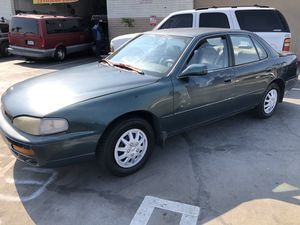 1996 Toyota Camry (4cyl) Ugly but Runs Well-Low Miles for Sale in Hawthorne, CA