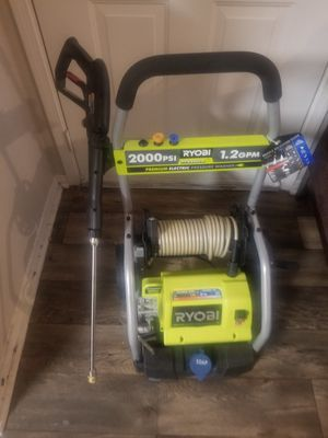 Ryobi pressure washer for Sale in North Las Vegas, NV