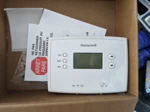Honeywell thermostat for Sale in Sanger, CA