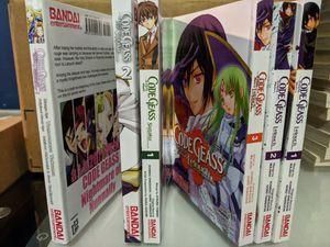 Code Geass Manga for Sale in Houston, TX