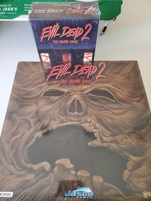 Kickstarter Edition - Evil Dead 2 board game for Sale in Hillsboro, OR