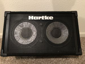 Hartke Guitar/Bass cabinet 2 (10's) for Sale in Hanford, CA