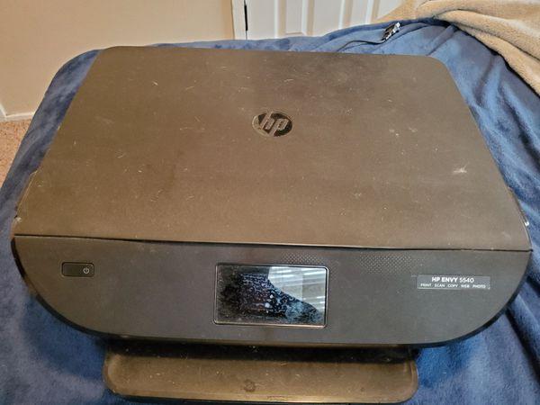 HP Envy 5540 Printer/Scanner