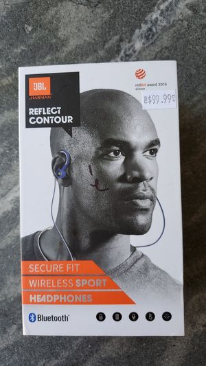 JBL wireless sport headphones with Bluetooth for Sale in Paramount, CA