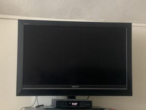 "Sony TV flat screen 40"" inch for Sale in Fairview, NJ"