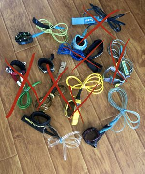 Surfboard Leashes for Sale in Seal Beach, CA